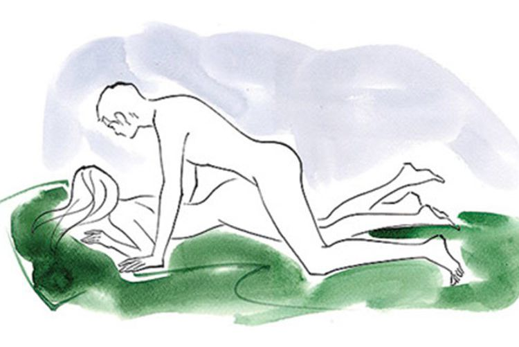13 Tư thế quan hệ tình dục qua đường hậu môn sướng nhất