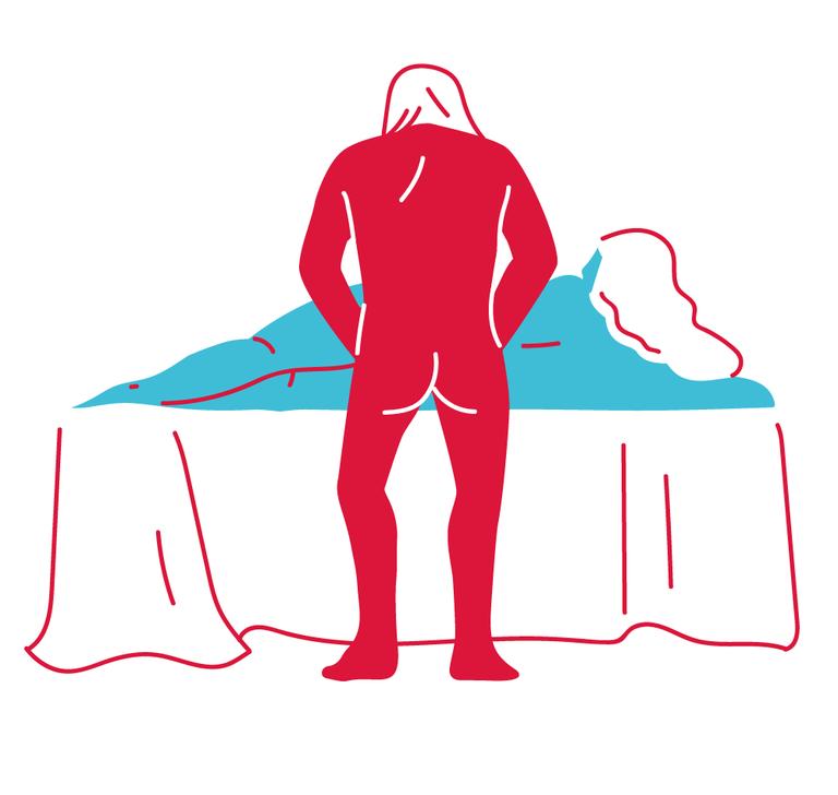 10 tư thế quan hệ tình dục dành cho phụ nữ có chiều cao khiêm tốn