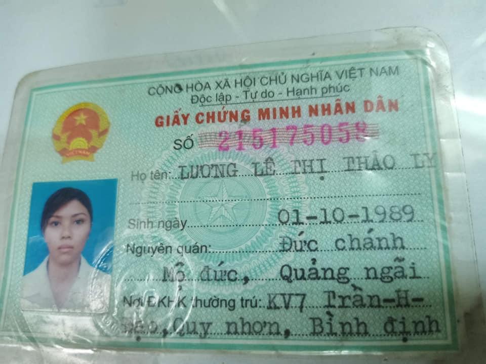 Lương Lê Thị Thảo Ly - Nợ Xấu Quy Nhơn